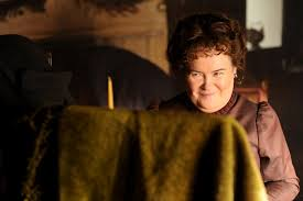 Susan Boyle makes her movie debut in The Christmas Candle
