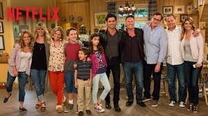 The cast of Full House is back for Fuller House. Join old friends for a visit.