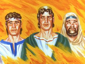 Hall of Faith: Shadrach, Meshach and Abednego ⋆ Diana ...